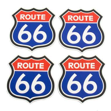 Porta Copos - Route 66- 4 und