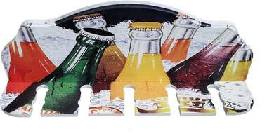 Porta-espetos Bottles