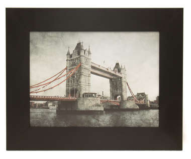 Quadro Tower Bridge - 43x53 cm