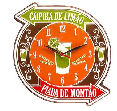 Relógio - Piada de Montão - 38cm
