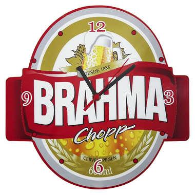 Relógio em MDF - Brahma Chopp