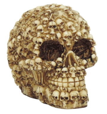 Caveira de Resina - Crânios