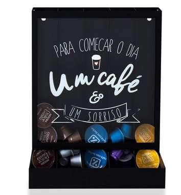 Suporte Cápsulas de Café Universal - Dia e Café
