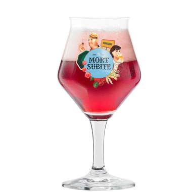 Taça Cerveja Mort Subite - 440 ml