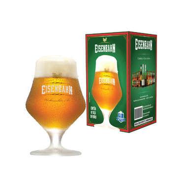 Taça Cerveja 430ml -  Eisenbahn Weihnachts Ale