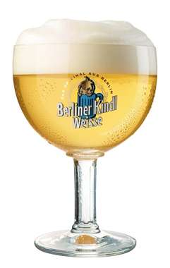 Taça para cerveja Berliner Kindl - 300ml