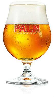 Taça para cerveja Palm 330ml - Novidade!