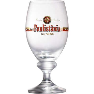 Taça para cerveja Paulistânia (300ml)