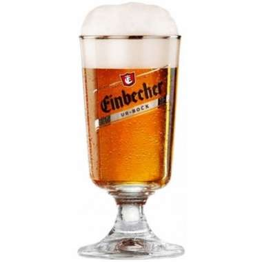 Taça para cerveja - Einbecker Ur Bock 200ml