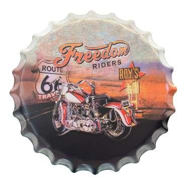 Tampa Metal Riders - 40 cm