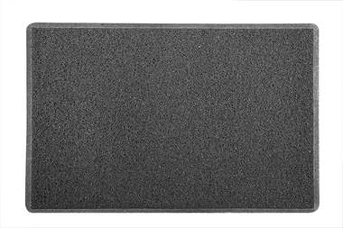 Tapete Cinza - 40x60 cm - S Print