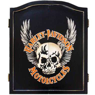Jogo de Dardos - Harley Davidson