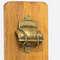 Abridor de Garrafas para Parede - Fusca Ouro Velho - 30x11cm