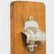 Abridor de Garrafas para Parede - Fusca niquelado - 30x11cm