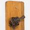 Abridor de Garrafas para Parede - Viola Bronze - 30x11cm
