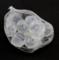 Cubos de Gelo Artificial Ecológico - Caveiras Transparentes - 8 Unidades   8,90