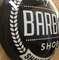 Luminoso Barber Black Bolha - 42 cm
