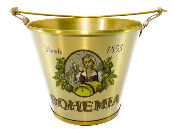 Favoritos Balde para cerveja Bohemia MZ84