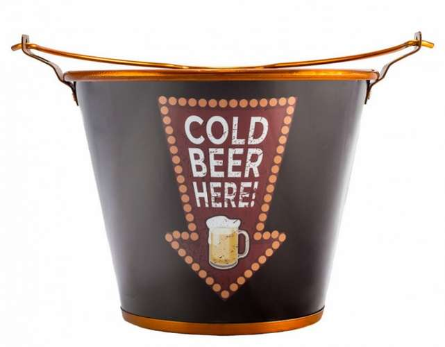 Fabuloso para cerveja - Cold Beer Here GC56