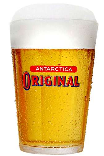 Copo Americano Antarctica Original 190 ml