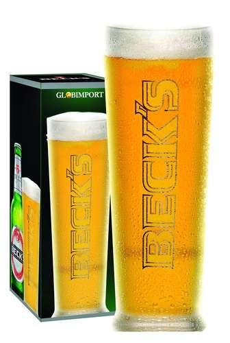 Copo Cerveja Beck´s - 300 ml