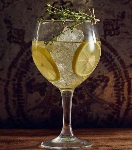 Kit 2 Taças para Gin Havana - 620 ml (Espanha)