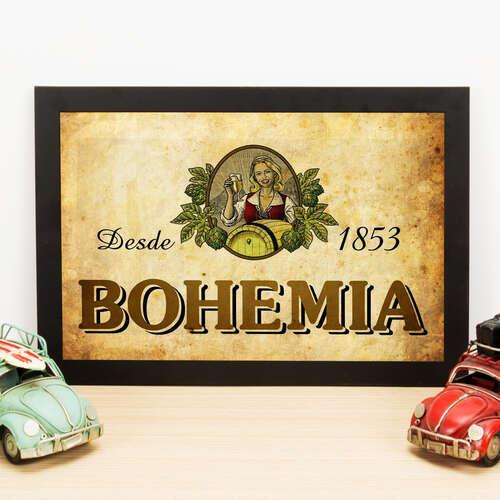 Quadro Bohemia - 22x33 cm