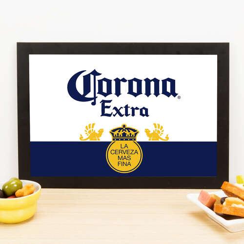 Quadro Corona Extra - 33x22 cm